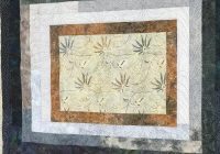 free quilt pattern picture frame quilt apqs Interesting Picture Frame Quilt Pattern Inspirations