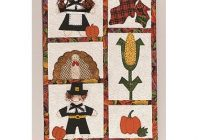 free quilt pattern thanksgiving mini quilt Stylish Thanksgiving Quilt Patterns