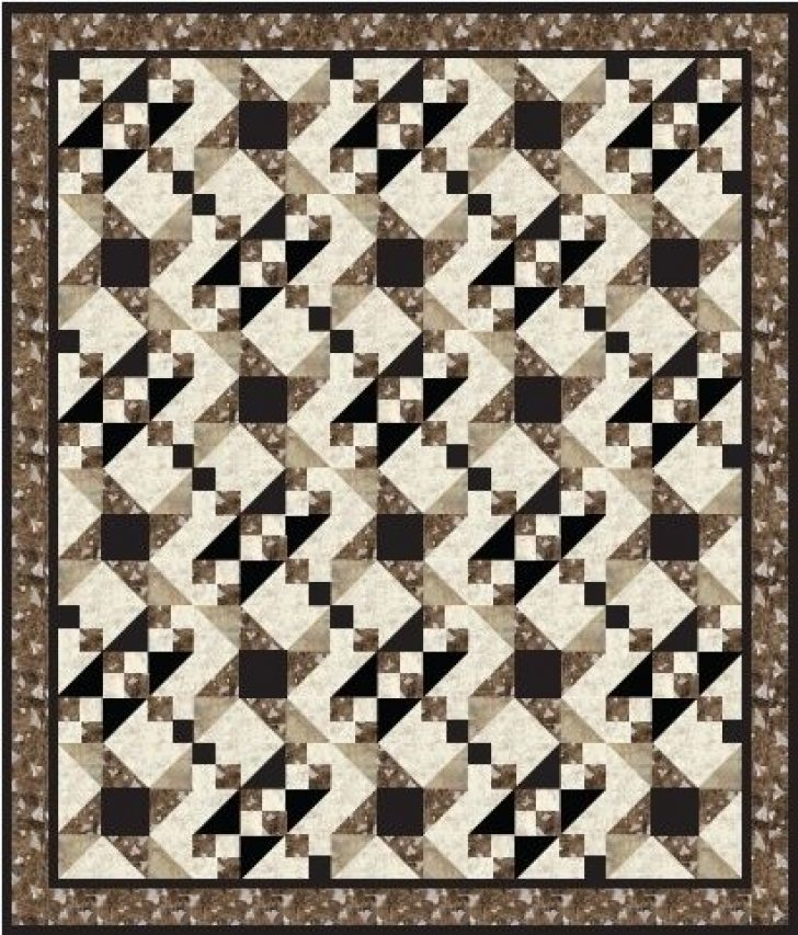 Permalink to Interesting Two Block Quilt Patterns Inspirations
