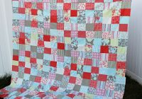 free quilt patterns for beginners easy patchwork the Elegant Patchwork And Quilting Patterns Gallery