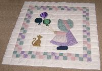 free sunbonnet sue quilt pattern sunbonnet sue balloons Stylish Sunbonnet Quilt Patterns Free Inspirations