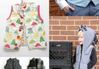 free vest pattern the sewing rabbit quilted vest sewing Cool Quilted Vest Sewing Pattern Inspirations