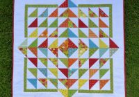 fresh flowers quilt made with a charm pack of deb strains Interesting Charm Squares Quilt Patterns