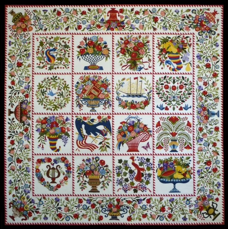 Permalink to Cool Baltimore Quilts Patterns Inspirations