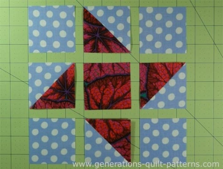 Permalink to Friendship Quilt Block Pattern Inspirations