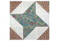 friendship star quilt block pattern with extra triangles Modern Friendship Quilt Patterns Gallery
