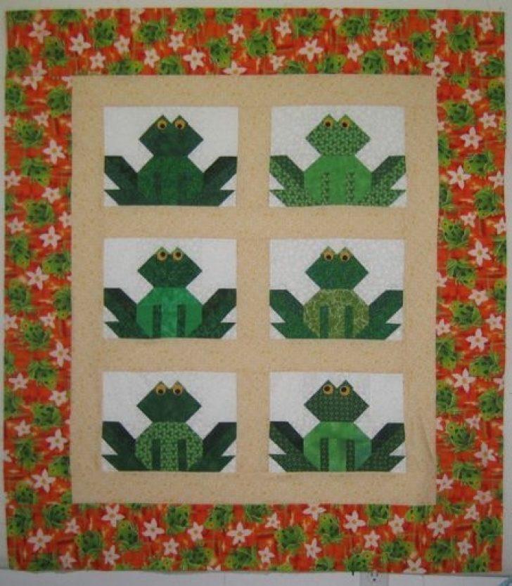 Permalink to Modern Frog Quilt Block Pattern Gallery