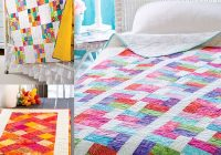 fun easy scrappy quilts Elegant Easy Scrappy Quilt Patterns Inspirations
