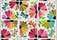 garden party quilt pattern laura heine for fiberworks lhfw gp Interesting Garden Party Quilt Pattern