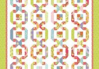 garden paths designer pattern robert kaufman fabric company Elegant Garden Path Quilt Pattern Gallery