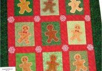 gingerbread man quilt pattern the virginia quilter Cool Gingerbread Quilt Pattern Gallery