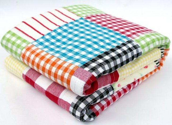 Permalink to 10 Stylish Gingham Quilting Fabric Inspirations