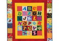 go alphabet soup quilt pattern accuquilt Elegant Accuquilt Quilt Patterns Gallery
