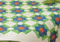 go garden party quilt pattern accuquilt Interesting Garden Party Quilt Pattern