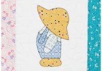 go overall sam quilt pattern accuquilt Unique Overall Sam Quilt Pattern