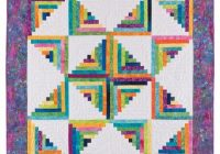 go scrappy star log cabin quilt pattern accuquilt Elegant Accuquilt Quilt Patterns Gallery