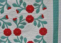 gorgeous antique applique quilt patterns quilt pattern Stylish Vintage Applique Quilt Patterns Inspirations