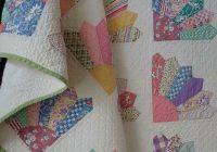 gorgeous quilting fabrics vintage 1930 cottage fan quilt Elegant Unique 1930s Quilt Fabric Ideas Gallery