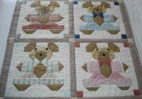 gorgeous quilting szukaj w google ba quilts ba Elegant Teddy Bear Quilt Patterns Gallery