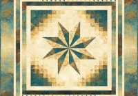gradient star quilt pattern northcott stonehenge gradations ombre Stylish Stonehenge Quilt Patterns