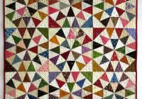 grandmas surprise kaleidoscope quilt joyce gieszler Cozy Kaleidoscope Patchwork Quilt Pattern