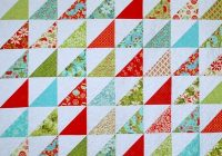 half square triangle quilt patterns free quilt patterns Elegant Triangle Quilt Pattern Free Inspirations