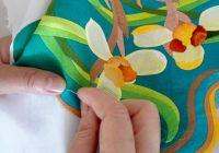 hand applique tutorial for beginners Cozy Hand Applique Quilt Patterns