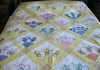 handkerchief quilts hanky quilt i used vintage hankies and Unique Vintage Handkerchief Quilt Pattern Inspirations