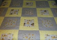 handmade winnie the pooh quilt you choose size quilts Cool Winnie The Pooh Quilt Pattern Inspirations