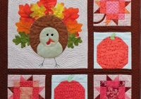 happy harvest 6 thanksgiving quilts to stitch Stylish Thanksgiving Quilt Patterns