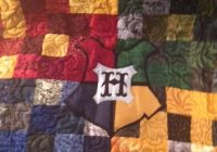 harry potter ba quilt pineneedles4s blog harry potter quilt Cozy Fresh Harry Potter Quilt Fabric Inspirations