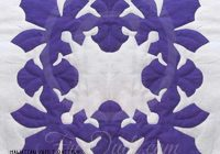 hawaiian quilt patterns free patterns for sewing an Hawaiian Quilts Patterns Inspirations