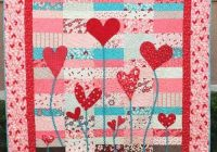 heart garden quilt free quilt pattern quilting sewing Cool Perfect 10 Quilt Pattern Free