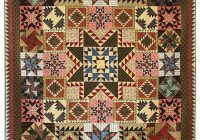 helena wentzlaffs quilting tradition sampler quilts Stylish Civil War Tribute Quilt Pattern