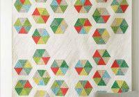hexagon star quilt pattern download Stylish Hexagon Quilt Pattern