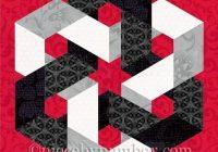 hexagonia paper pieced block paper pieced quilts hexagon Interesting Hexagonia Quilt Designs