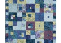 hip to be square pattern michelle kunigisky quilts Interesting Hip To Be Square Quilt Pattern