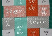 hmm good scrap quilt project use up random fabrics and 9 Interesting Easy Beginner Block Quilt Patterns Inspirations