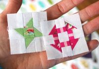 hopes quilt designs free mini block pattern friendship Interesting Miniature Quilt Block Patterns Inspirations