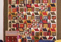 house block quilt patterns allpeoplequilt 9 Unique House Quilt Block Patterns