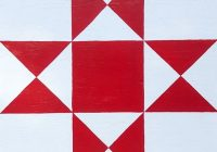 how to make a diy barn quilt diy beautify Stylish Barn Quilt Patterns Inspirations