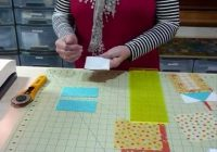how to make a house block using 5 squares quilting tips Stylish House Block Quilt Pattern Gallery
