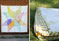how to piece quilt backing for a perfect fit Stylish Discount Quilt Fabric Ideas