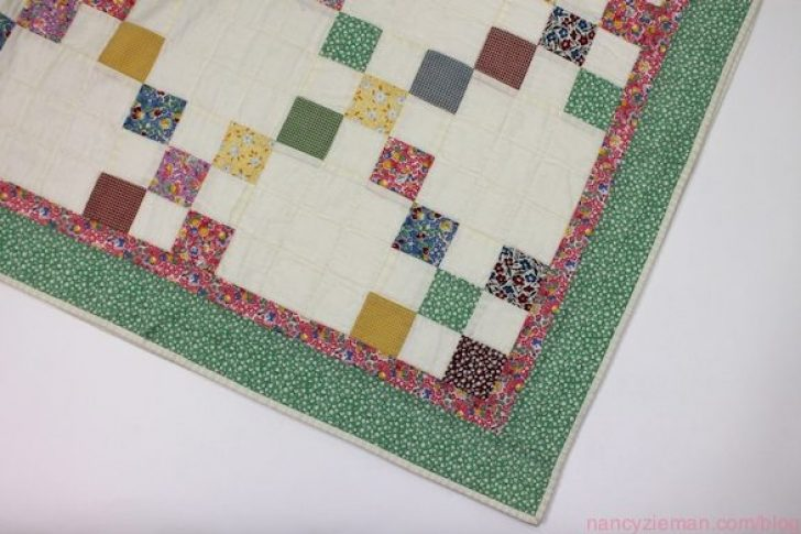 Permalink to Nine Block Quilt Pattern Inspirations
