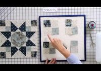 how to sew and press spinning seams on a four patch quilt block edyta sitar fat quarter shop Cool Quilting Youtube Quilt Patterns Gallery