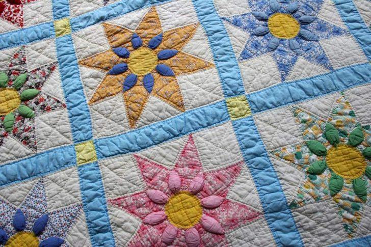 Permalink to Washing Vintage Quilts
