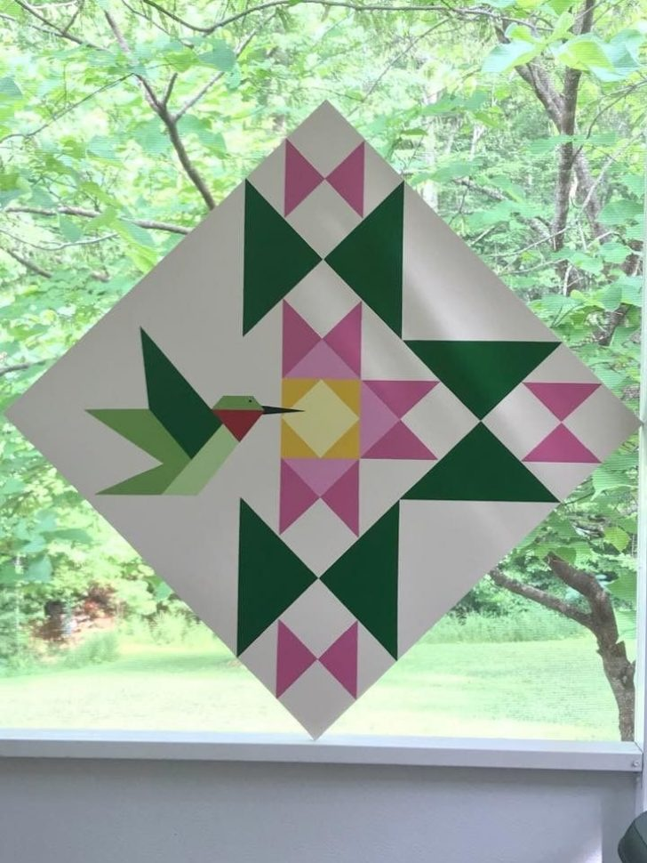 Permalink to Stylish Hummingbird Quilt Pattern Inspirations