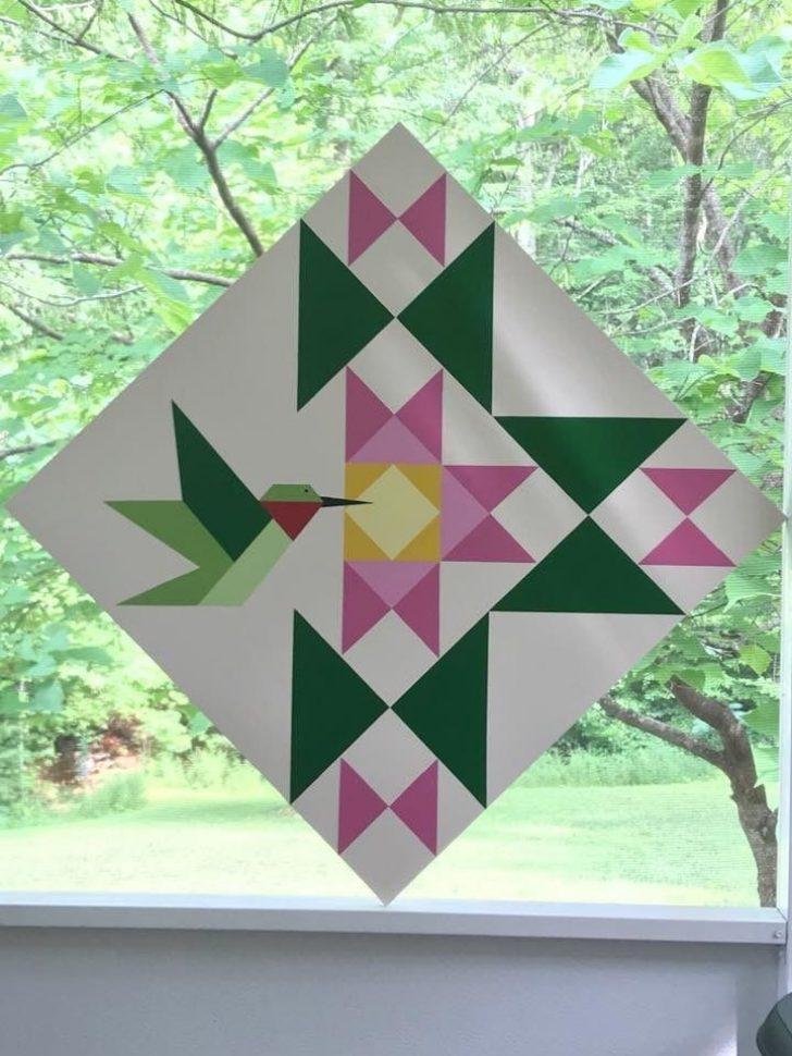 Permalink to Stylish Hummingbird Quilt Pattern Inspirations