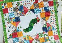 hungry caterpillar superstar downloadable pdf quilt pattern Unique Hungry Caterpillar Quilt Pattern