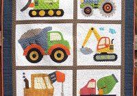 i love dirt quilt pattern boys quilt patterns applique Modern Quilt Patterns For Little Boys Gallery